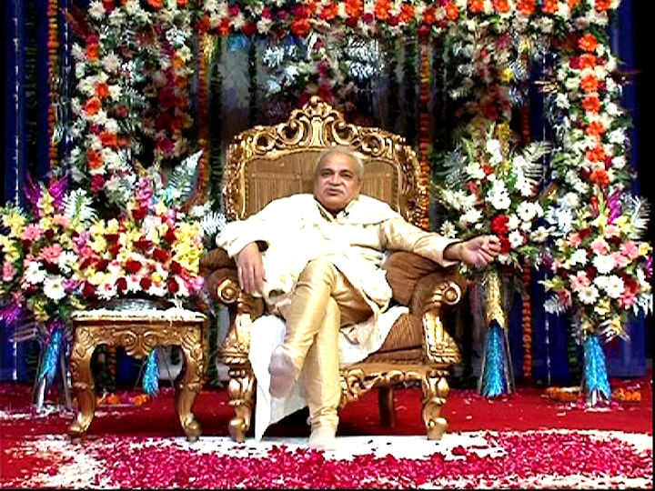 Nirmal Baba the spiritual Healer